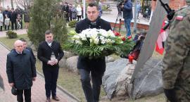 Łomża: Obchody rocznicy Zbrodni Katyńskiej i Katastrofy Smoleńskiej [VIDEO i FOTO]