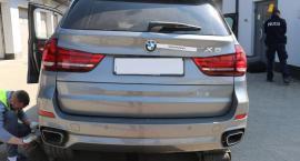 Tymczasowy areszt dla kierowcy kradzionego BMW