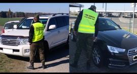 Świąteczne łowy strażników granicznych [FOTO]