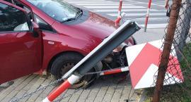 Wypadek aut na Sikorskiego [FOTO]
