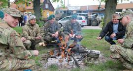 Wojsko opanowało Śniadowo [FOTO]