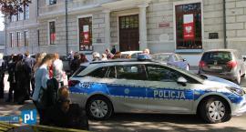 Maturalny alarm również w Łomży! [FOTO]