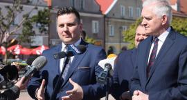 Dariusz Brakoniecki w szeregach Porozumienia Gowina [VIDEO i FOTO]
