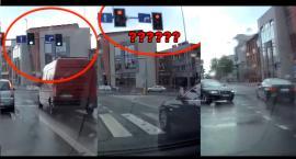 Zielone? Stop! Czerwone? Jedź! [VIDEOREJESTRATOR]