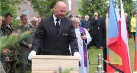 Łomża: Pogrzeb poległych żołnierzy z udziałem rosyjskich i ukraińskich mundurowych [FOTO]
