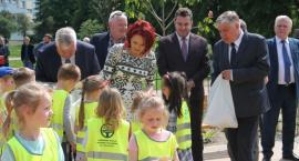 Łomża: Zakończenie budowy Otwartych Stref Aktywności [VIDEO i FOTO]