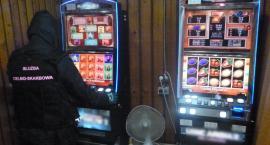 Sześć automatów w rękach łomżyńskiej KAS [FOTO]