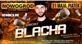 BLACHA w piątek w Nowogrodzie!
