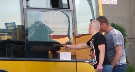 Ktoś ostrzelał autobus MPK w Łomży? Sprawę wyjaśnia policja! [VIDEO]