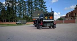 Pocisk artyleryjski znaleziono w Szczepankowie [FOTO]