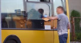 Ostrzelany autobus MPK: Policja szuka świadków!