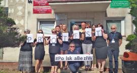 Łomża: Inspekcja Weterynaryjna rozpoczęła czarny protest