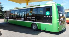 Czeski elektrobus na ulicach Łomży [FOTO]
