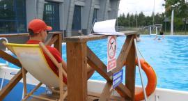 Odkryty basen czeka na mieszkańców Łomży [VIDEO i FOTO]