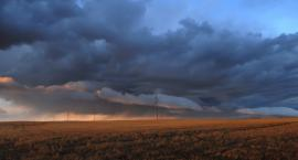 IMGW ostrzega przed burzami z gradem