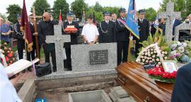 Tłumy pożegnały Edwarda Ładę, wieloletniego wójta gminy Piątnica [FOTO]
