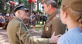 Krwawa bitwa w Czerwonym Borze. Wspomnienie poległych w 75 rocznicę bitwy z Niemcami [FOTO]