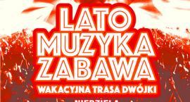 Wakacyjna Trasa Dwójki w Łomży. W niedzielę bawimy się na muszli [AKTUALIZACJA]