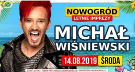 Michał Wiśniewski w Nowogrodzie, czyli największe wydarzenie sierpnia!