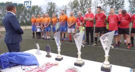 Grali o Puchar Miejskiej Ligi Piłki Nożnej MOSiR Łomża [VIDEO i FOTO]