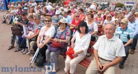 Łomża: Program szczepień dla seniorów z pozytywną opinią