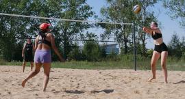 Słońce, piasek i Turniej Siatkówki Plażowej [VIDEO i FOTO]
