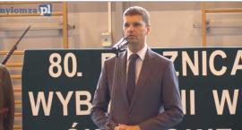 Minister Piontkowski w Jedwabnem: