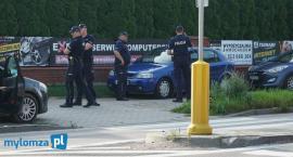 Konarzyce: Umieścił atrapę bomby na prywatnej posesji. Podejrzany wpadł w ręce policji