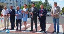 Łomża: Wyremontowana ul. Niemcewicza już otwarta [VIDEO i FOTO]