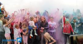 Święto Kolorów na łomżyńskich bulwarach [VIDEO i FOTO]