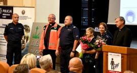 Łomża: Rozpoczęła się kampania na rzecz bezpieczeństwa osób starszych [FOTO]