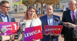 Konferencja prasowa Lewicy [LIVE]