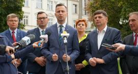 Szef ludowców w Łomży: Odblokowanie handlu ze Wschodem i odejście od przymusowego ZUS-u [LIVE i FOTO]