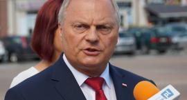 Poseł Kołakowski zmienia podział kraju