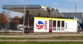 W Łomży powstaje nowa stacja paliw