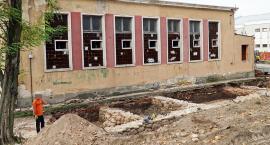 Łomża: Archeolodzy odkryli pozostałości po hotelu