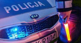 Pod prąd na S8! Policjanci oddali strzały