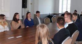 Młodzieżowi radni spotkali się po wakacyjnej przerwie [FOTO]