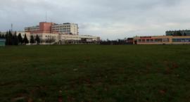 Boisko obok szpitala. Władze Łomży mają plan