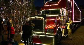 Czy świąteczna ciężarówka Coca-Coli przyjedzie do Łomży?