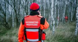 Grupa Ratownicza Nadzieja wzięła udział w poszukiwaniach zaginionej