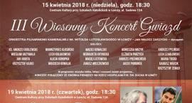 III wiosenny koncert Gwiazd i Łomżyńskich Filharmoników