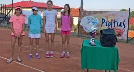 Tenisowy Piątuś Cup rozegrany [FOTO]