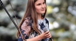 Paulina Porowska reprezentuje Łomżę na konkursie Anny German
