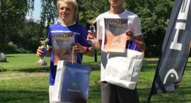Sukcesy młodego tenisisty z Łomży