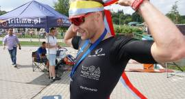 V Triathlon MOSiR Łomża - pot, upał i nowy rekord! [FOTO i VIDEO]