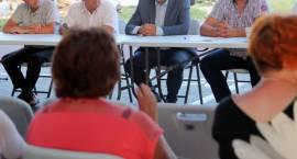 Prezydent spotkał się z kupcami z targowicy miejskiej [VIDEO i FOTO]