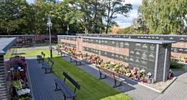 Łomżyński cmentarz z kolumbarium?