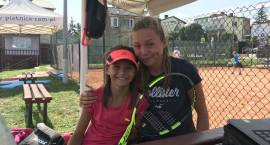 Sukcesy młodej tenisistki z Łomży