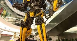 Galeria Veneda: Wystawa robotów filmowych